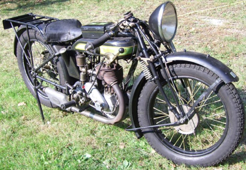 Мотоцикл Magnat-Debon 350