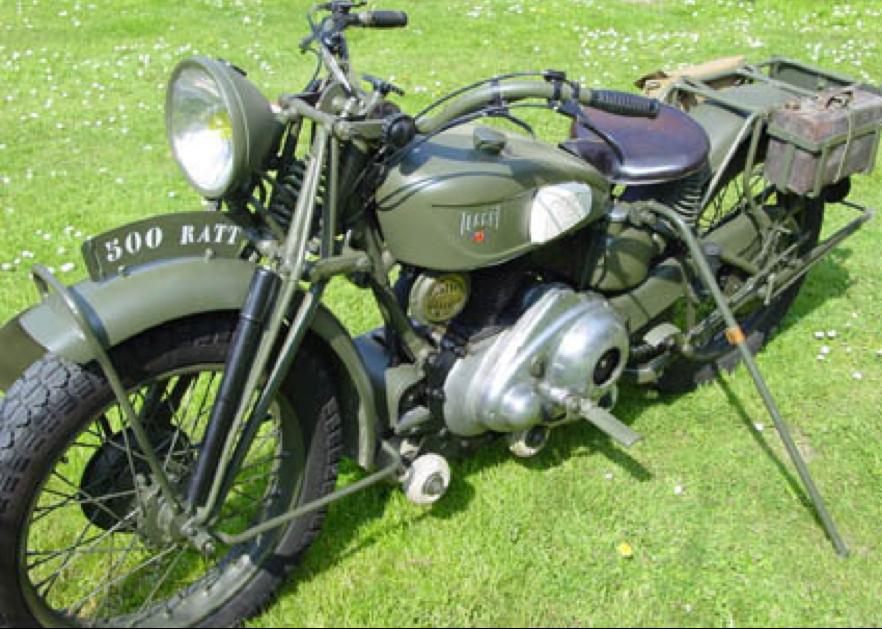 Мотоцикл Terrot RATT