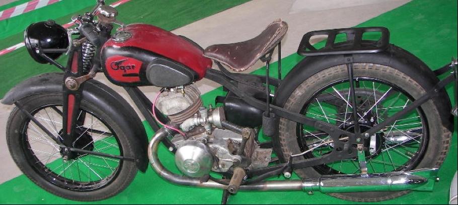 Мотоцикл Ogar Elan