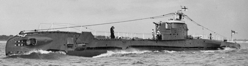 Подводная лодка «Tactician»