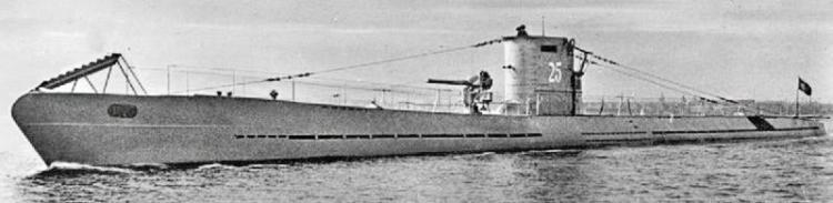 Подводная лодка «U-25»