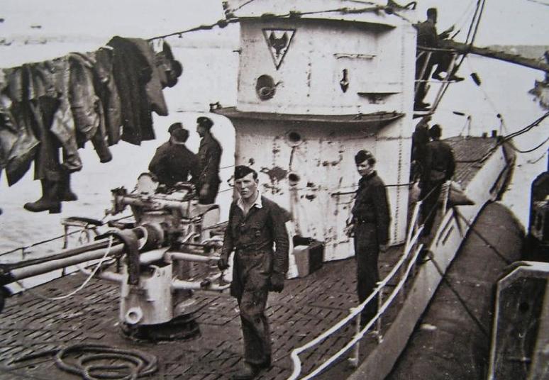 Подводная лодка «U-255»