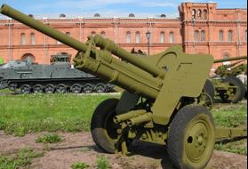 76-мм дивизионная пушка УСВ обр. 1939 г.