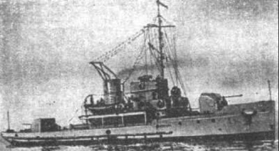 Сторожевой корабль «Атарбеков»