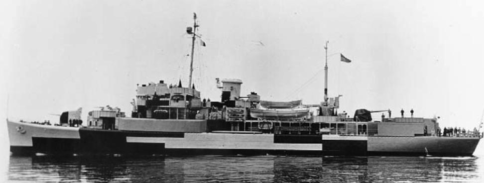 Плавбаза торпедных катеров «Willoughby» (AGP-9)