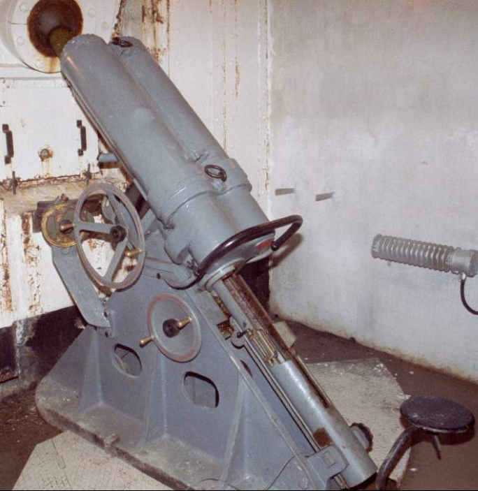 Миномет 81-mm mle 1932