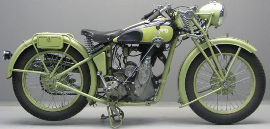 Мотоцикл Ardie RBK-505