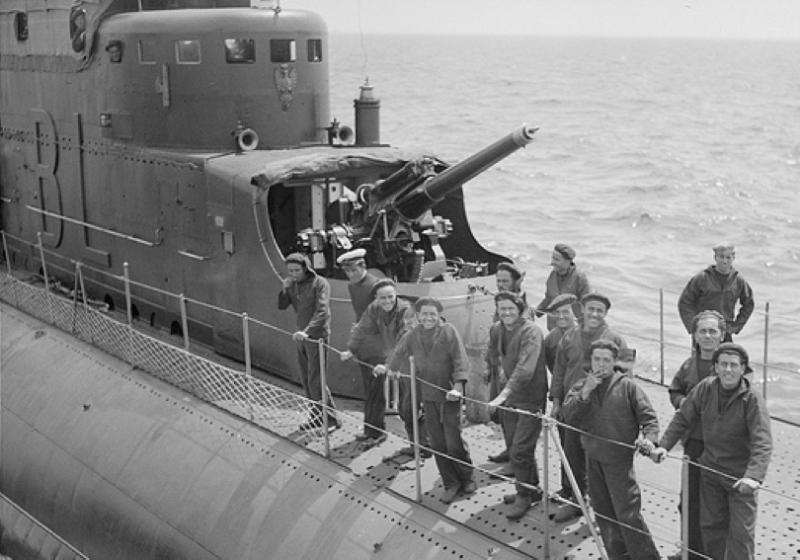 Подводная лодка «Ballila»