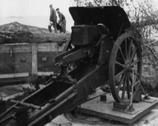 Полевая пушка 10-cm K 17/04
