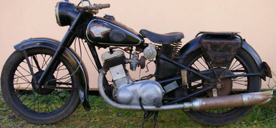 Мотоцикл Ardie RBK-550