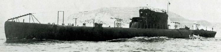 Подводная лодка «Domenico Millelire»