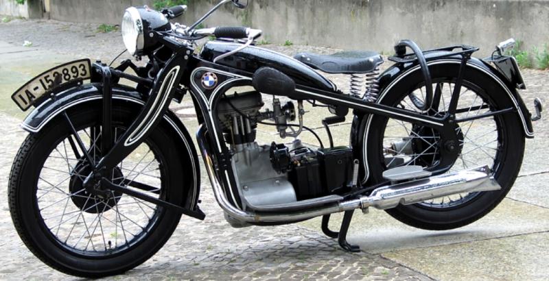 Мотоцикл BMW R-2