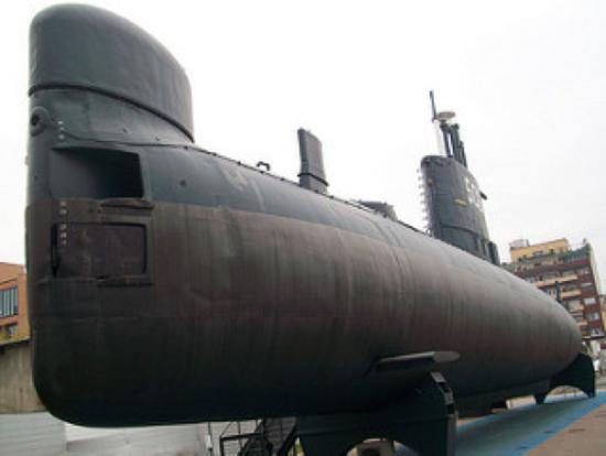 Подводная лодка «Enrico Toti»
