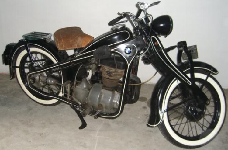 Мотоцикл BMW R-3