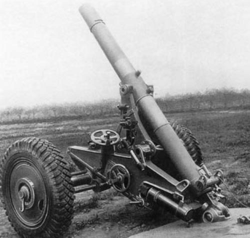 Миномет 120-mm Mle1935(Brandt)