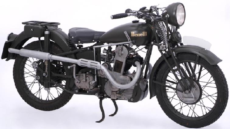 Мотоцикл Benelli 250-М37