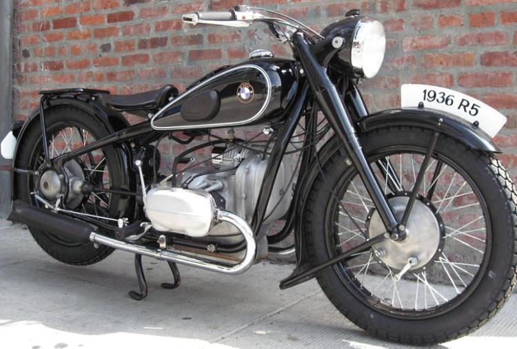 Мотоцикл BMW R-5
