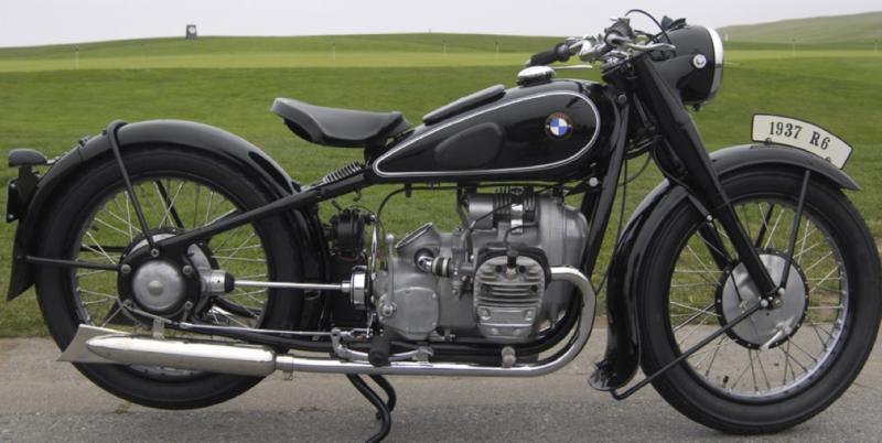 Мотоцикл BMW R-6