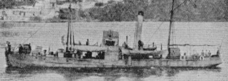Канонерская лодка «Limpopo»