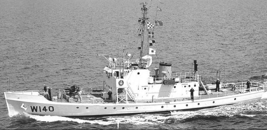 Корабль береговой охраны WPC-140 «General Greene»