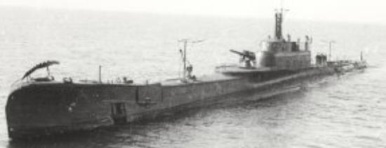 Подводная лодка «Ettore Fieramosca»