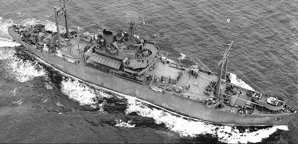 Штабной корабль «Appalachian» (AGC-1)