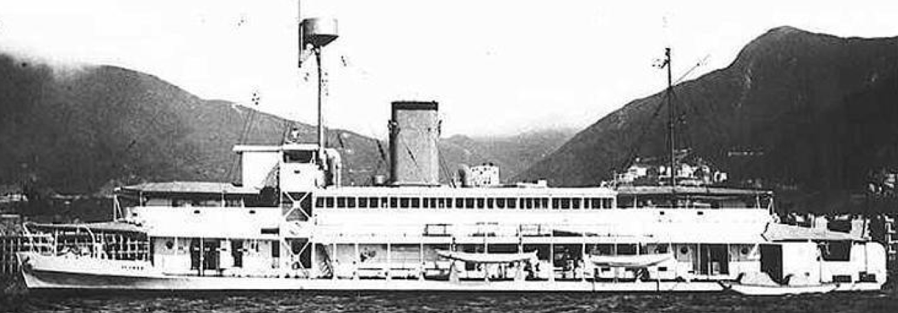 канонерская лодка «Peterel»