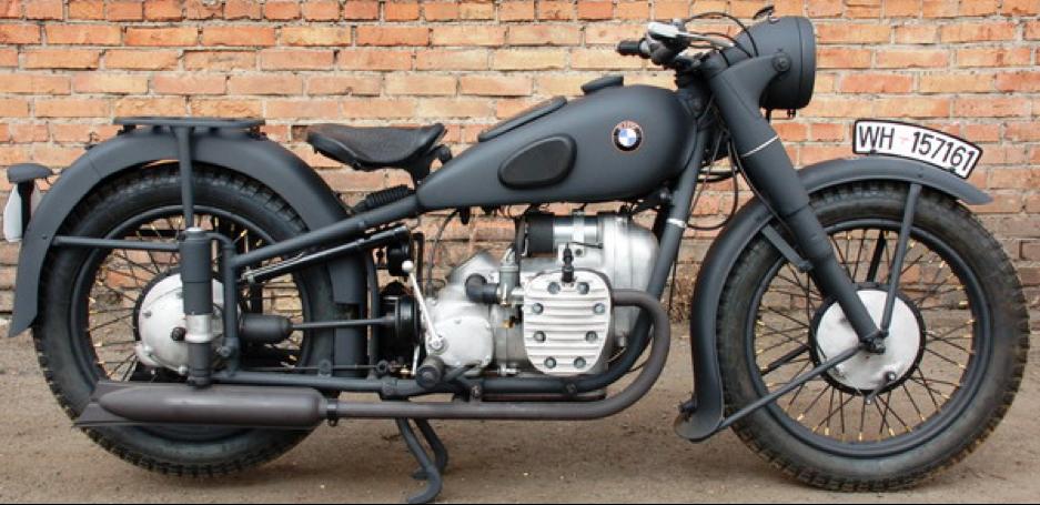 Мотоцикл BMW R-71