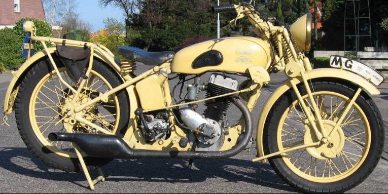 Мотоцикл Monet-Goyon L-5А