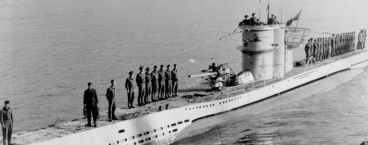 Подводная лодка «U-251»