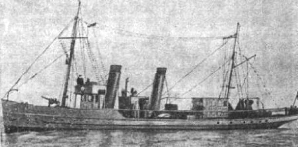 Сторожевой корабль «Разведчик»