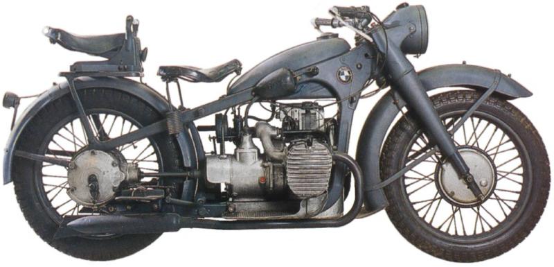 Мотоцикл BMW R-12