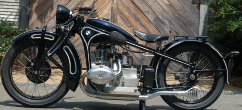 Мотоцикл BMW R-16