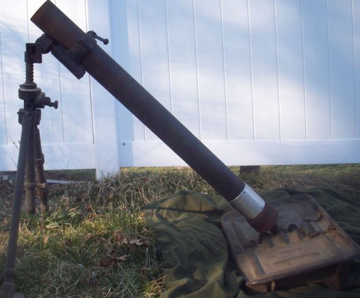 Миномет Type 97 81-mm