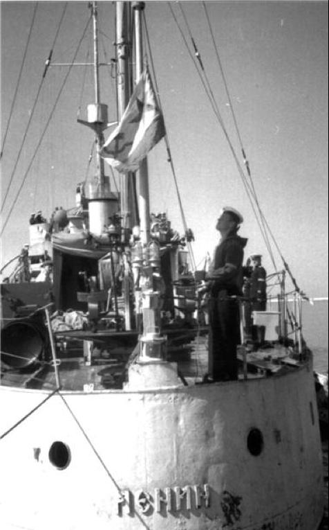 Канонерская лодка «Ленин» (Карс)