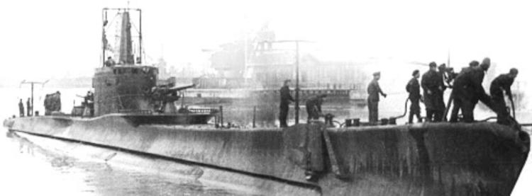 Подводная лодка «Comandante Alfredo Cappellini»