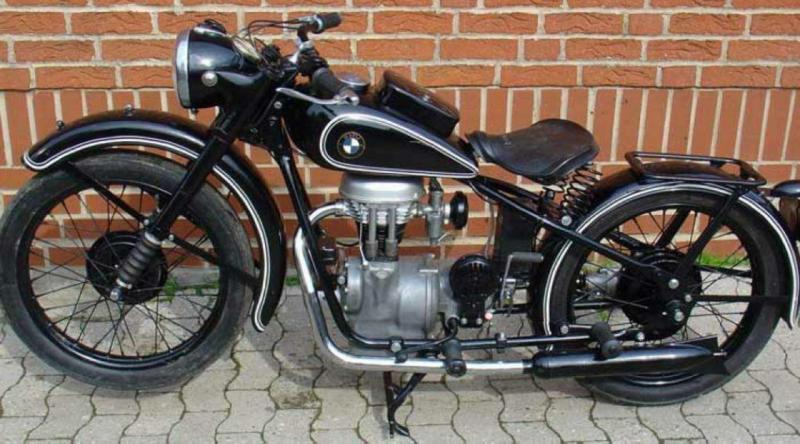 Мотоцикл BMW R-20