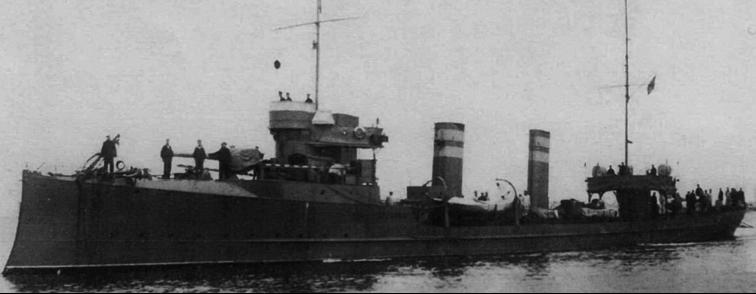 Канонерская лодка «Бакинский рабочий»