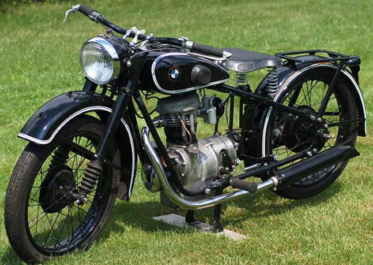 Мотоцикл BMW R-23