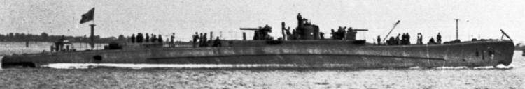 Подводная лодка «Ammiraglio Saint Bon»