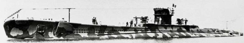 Подводная лодка «Ammiraglio Caracciolo»