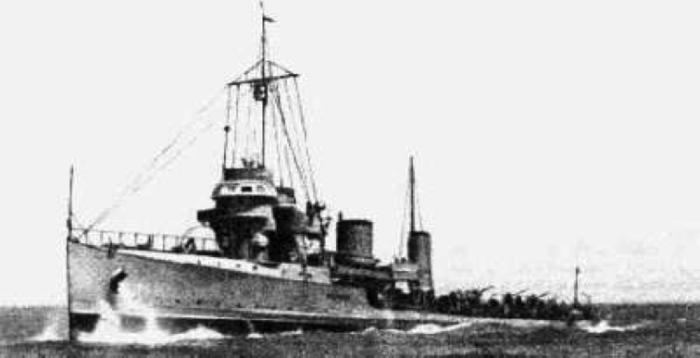 Канонерская лодка «Маркин»