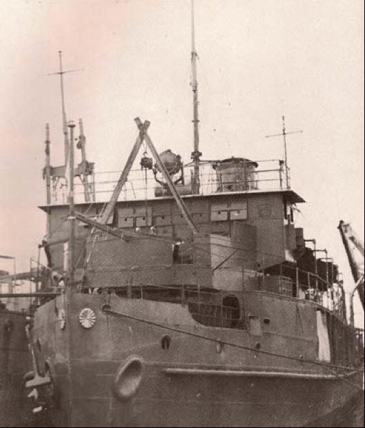 Канонерская лодка «Luzon» (PG-47/PR-7)