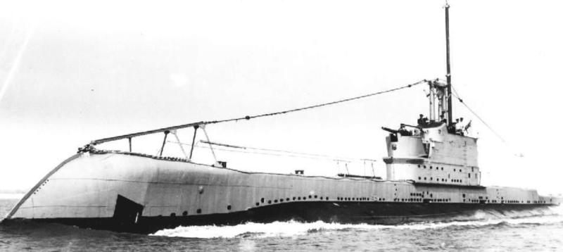 Подводная лодка «Oxley» (АО-1)