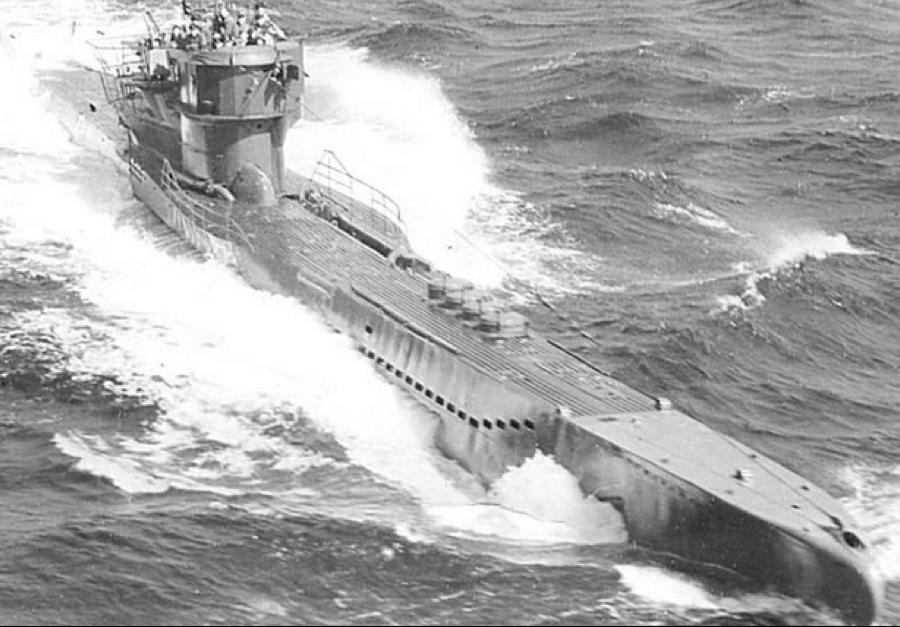Подводная лодка «U-278»