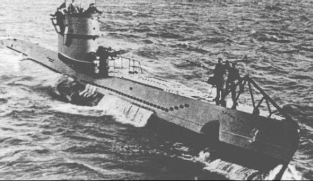 Подводная лодка  «Requinul» (ТС-1)