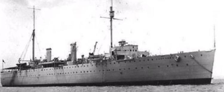 Плавбаза эсминцев «Woolwich» (F-80)
