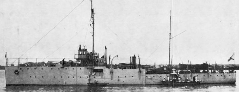 Канонерская лодка «Красная Абхазия»