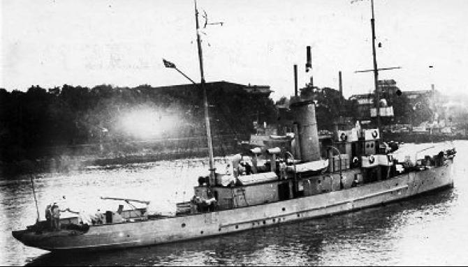 Канонерская лодка «Пионер»