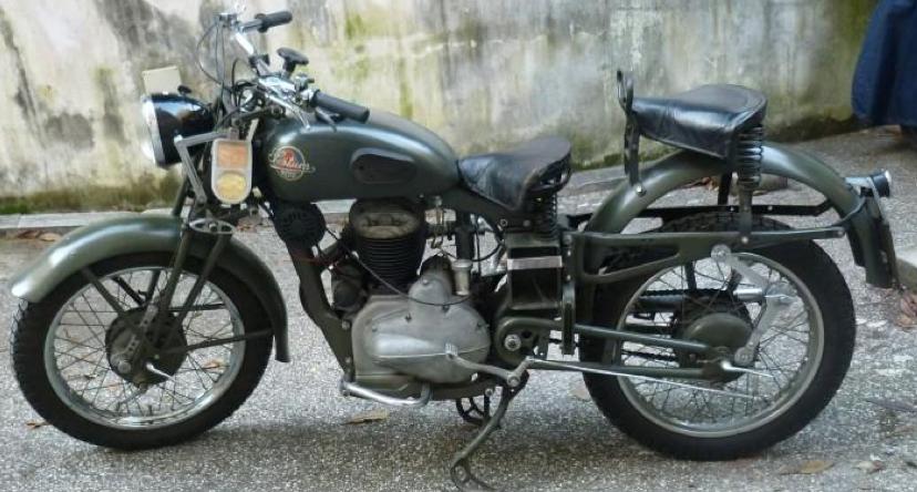 Мотоцикл Sertum 500-MCM